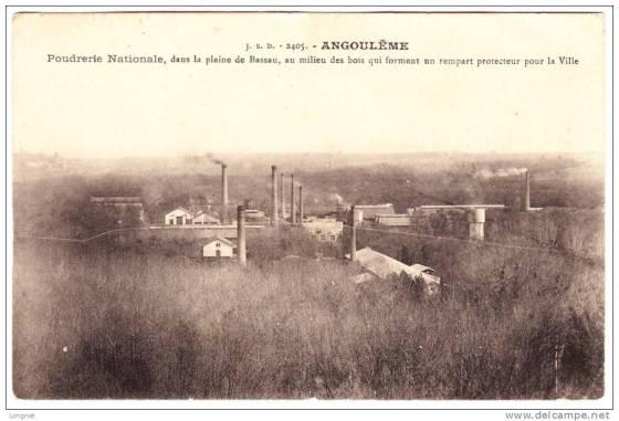 Poudrerie d'Angoulême